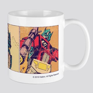 Transformers Optimus Prime Retro Mug