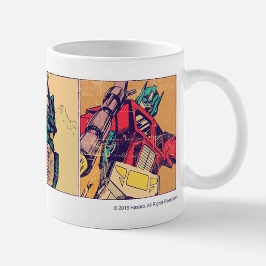 Transformers Optimus Prime Retro Mug