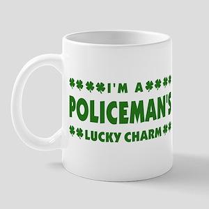 Policeman's Lucky Charm Mug