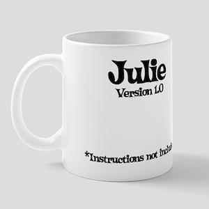 Julie - Version 1.0 Mug
