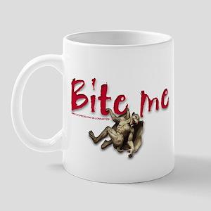 BITE ME GOTHIC STYLE Mug