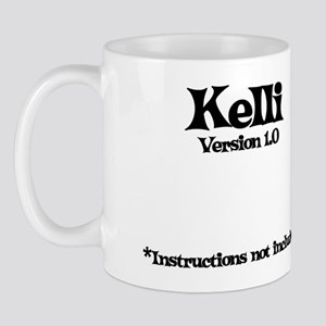 Kelli - Version 1.0 Mug