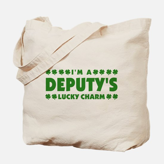 Deputy's Lucky Charm Tote Bag