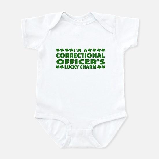 CO's Lucky Charm Infant Bodysuit