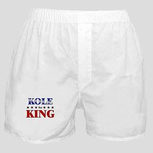 KOLE for king Boxer Shorts