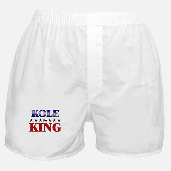 KOLE for king Boxer Shorts