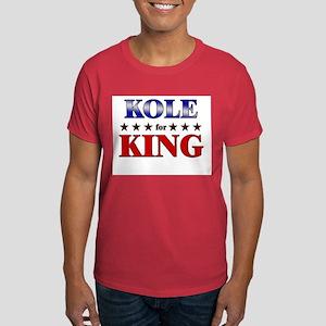 KOLE for king Dark T-Shirt