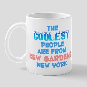 Coolest: Kew Gardens, NY Mug