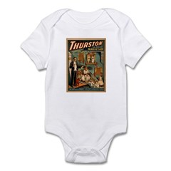 Thurston The Great Magician. Infant Bodysuit