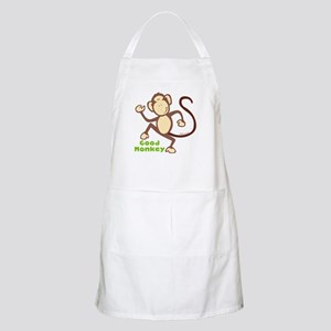 Good Monkey BBQ Apron