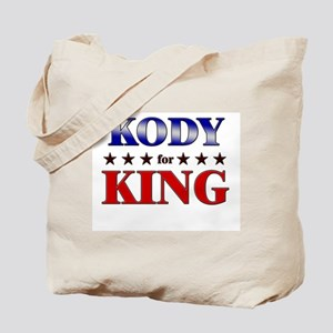KODY for king Tote Bag