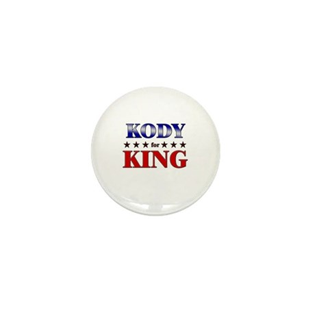 KODY for king Mini Button (10 pack)