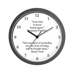 Wall Clock for Theory of Constraints practitioners