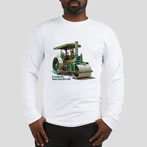 The steamroller Long Sleeve T-Shirt