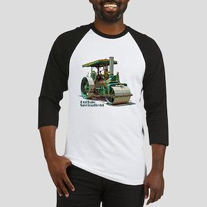 The steamroller Baseball Jersey