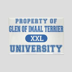 Glen of Imaal Terrier U. Rectangle Magnet (10 pack