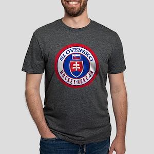 SK Slovakia/Slovensko Hockey T-Shirt