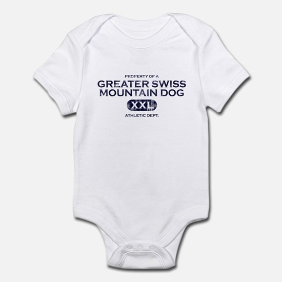 Property of Greater Swiss Mountain Dog Bodysuit