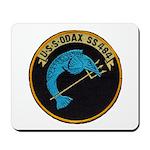 USS ODAX Mousepad