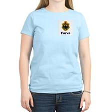 Farva Gear Women's Pink T-Shirt