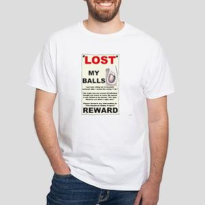 Lost Balls T-Shirt