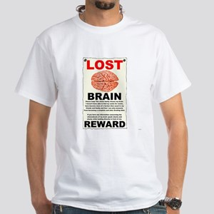 Lost Brain T-Shirt