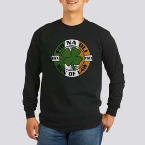 Fir Na Dli Long Sleeve Dark T-Shirt