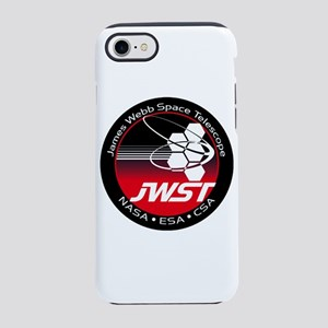 JWST NASA Program Logo iPhone 8/7 Tough Case