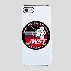 JWST NASA Program Logo iPhone 8/7 Tough Case