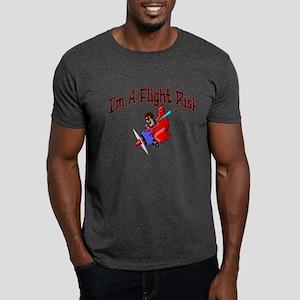 Flight Risk Dark T-Shirt