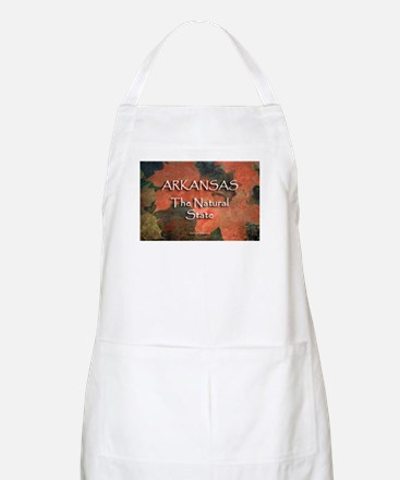 The Natural State BBQ Apron