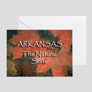 The Natural State Greeting Card