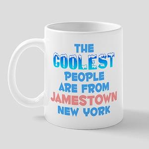 Coolest: Jamestown, NY Mug