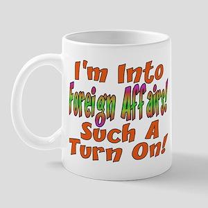 Foreign Affairs Mug