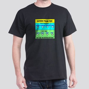 CALIFORNIA VOTERS Dark T-Shirt