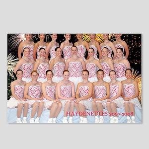 Hayden Postcards (Package of 8)