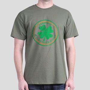 Happy St. Patricks Day Dark T-Shirt