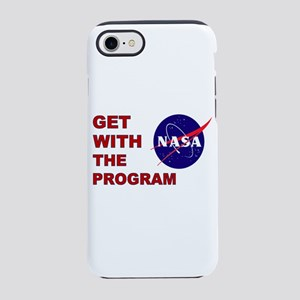 GET WITH THE PROGRAM iPhone 8/7 Tough Case