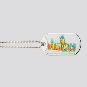 Chateau Frontenac Quebec City Dog Tags