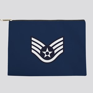 USAF: SSgt E-5 (Blue) Makeup Bag