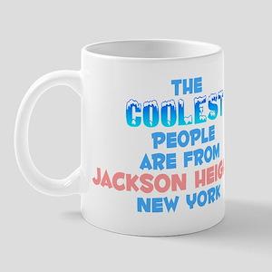 Coolest: Jackson Height, NY Mug
