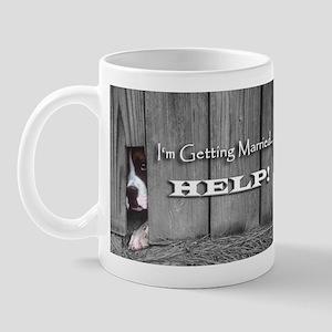 Getting Married Mug