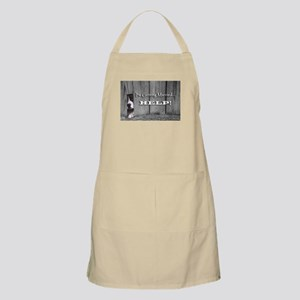 Getting Married BBQ Apron