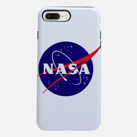 NASA Meatball Logo iPhone 8/7 Plus Tough Case