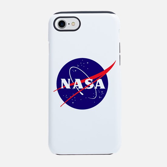 NASA Meatball Logo iPhone 8/7 Tough Case