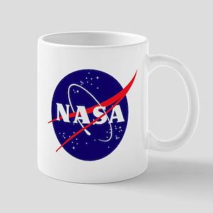 NASA Meatball Logo Mugs