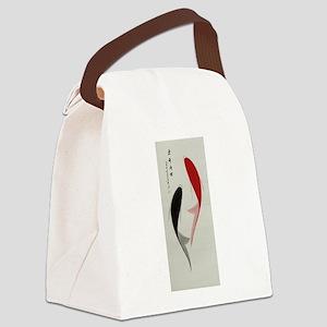 KOI_ASIAN GOLD FISH Canvas Lunch Bag