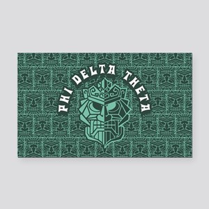 Phi Delta Theta Beach Rectangle Car Magnet