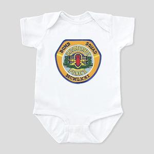 Des Moines PD E.O.D. Infant Bodysuit