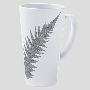 Silver Fern Aotearoa 17 Oz Latte Mug